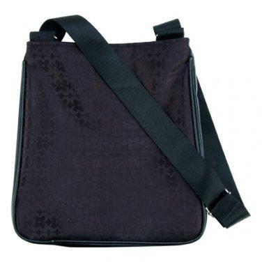 Trend Lab Baby Diaper Bag Black Brocade Day Bag #104300