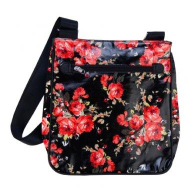 Trend Lab Baby Diaper Bag Garden Rose Floral Bag #104302Multi