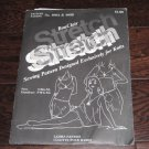 Vintage  BOUCLAIR  Stretch  Pattern Ladies  PANTIES  UNCUT S-M-L-XL