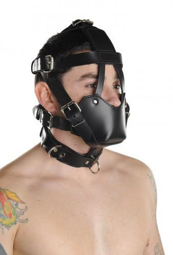 Strict Leather Padded Muzzle Strict Leather