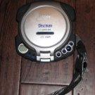Sony CD Walkman D-EG5- ESP2  CD PLAYER  TESTED WORKS GREAT DISCMAN