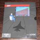 VIntage Atari ST computer game  JET  by sublogic