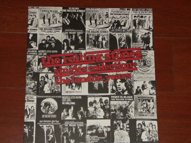 THE ROLLING STONES THE LONDON YEARS  SINGLES SONGBOOK