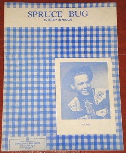 Shhet Music The Spruce Bug  Joe Allen