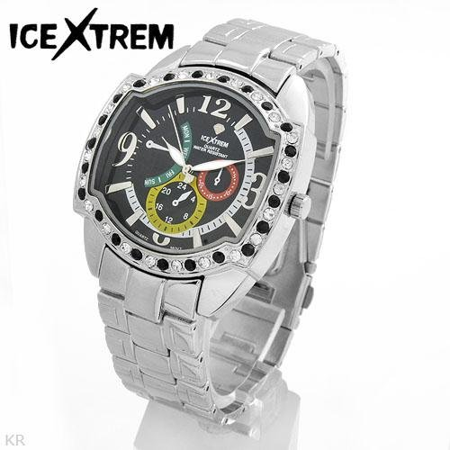 watch ICEXTREM Charming Brand New Gents With Genuine Crystals