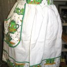 Vintage 1/2 Apron - Free Shipping!