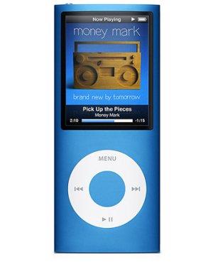 Apple iPod Nano 16GB (4th Generation) Blue
