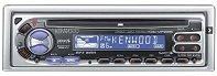 KENWOOD CAR STEREO CD RADIO AMPLIFIER FM/AM SIRIUS RADIO KDC-MP225