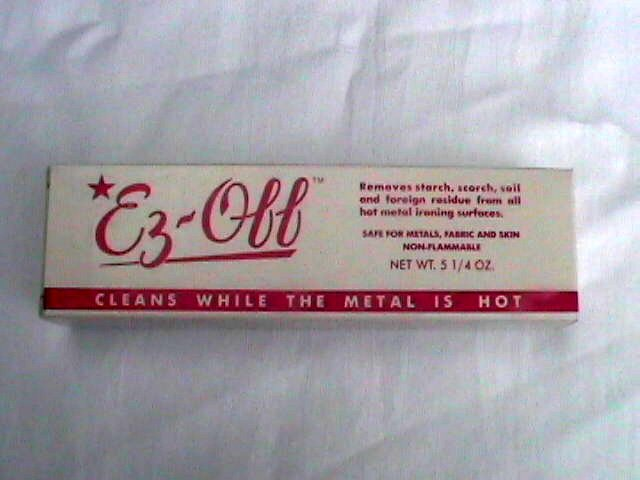 Ez-Off Iron Cleaner