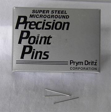 #20 Steel Dressmaker Pins