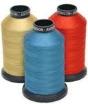 Robison-Anton Rayon Machine Embroidery Thread - King cone, 5000 meters / 5500 yards