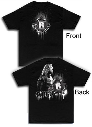 40668 - WWE Edge Rated R Superstar T-Shirt