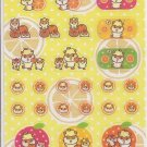Sanrio Corocorokuririn Oranges Sticker Sheet