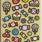 Q-Lia Bold Sweets Puffy Sticker Sheet