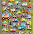 Crux Drive Land Puffy Sticker Sheet