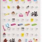 Mind Wave Sparkly Teeth Sticker Sheet