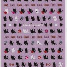 Mind Wave Black & White Mini Cats Sticker Sheet