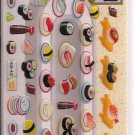 Mind Wave Revolving Sushi Bar Sticker Sheet