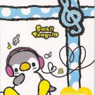 Kamio Small Musical Penguin Memo Pad