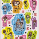 Mind Wave School Girl Friends Sticker Sheet