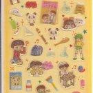 Crux Vintage Kids Sparkly Sticker Sheet