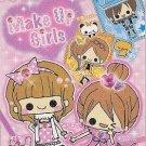 Crux Make Up Girls Mini Memo Pad