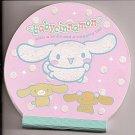 Sanrio Cinnamoroll Round Mini Memo Pad