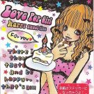 Q-Lia Love Pop Girl Mini Memo Pad