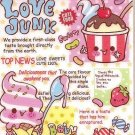 Q-Lia Love Junk Mini Memo Pad