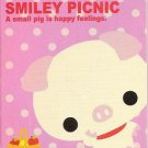 Q-Lia Smiley Picnic Mini Memo Pad