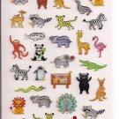 Mind Wave Animal Park Sticker Sheet