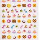 Kamio Mini Desserts B Sticker Sheet