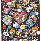 Crux Happy Charm Sticker Sheet