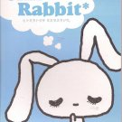 San-X Shh Rabbit Memo Pad