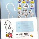 Kamio Fusen Usagi Letter Set
