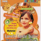 Crux Lovely Taste Baby Sticker