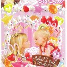 Crux Sweet Lovely Girls Heart Sticker