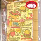 Crux Big Burgers Letter Set