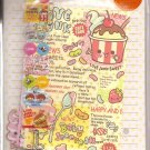 Q-Lia Junk Sweets News Letter Set