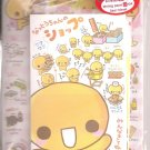 Crux Natto Chan Pink Letter Set