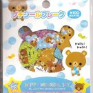 Kamio Happy Memorial Sky Sticker Sack