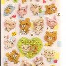 Crux Koguma Time Sticker Sheet