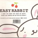 Seven Senses Easy Rabbit Large Memo Pad
