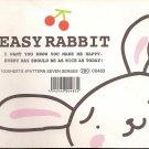 Seven Senses Easy Rabbit Large Memo Pad