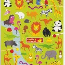 Mind Wave Smile Animal Reserve Sticker Sheet