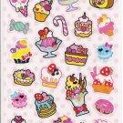 Kamio Sweet Collection Sticker Sheet