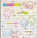 San-X Pop Party Mini Memo Pad