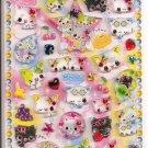 Crux Nyan Jewels Hard Epoxy Sticker Sheet