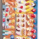 Kamio Japanese Festival Puffy Sticker Sheet