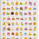 Kamio Smiling Desserts Sticker Sheet